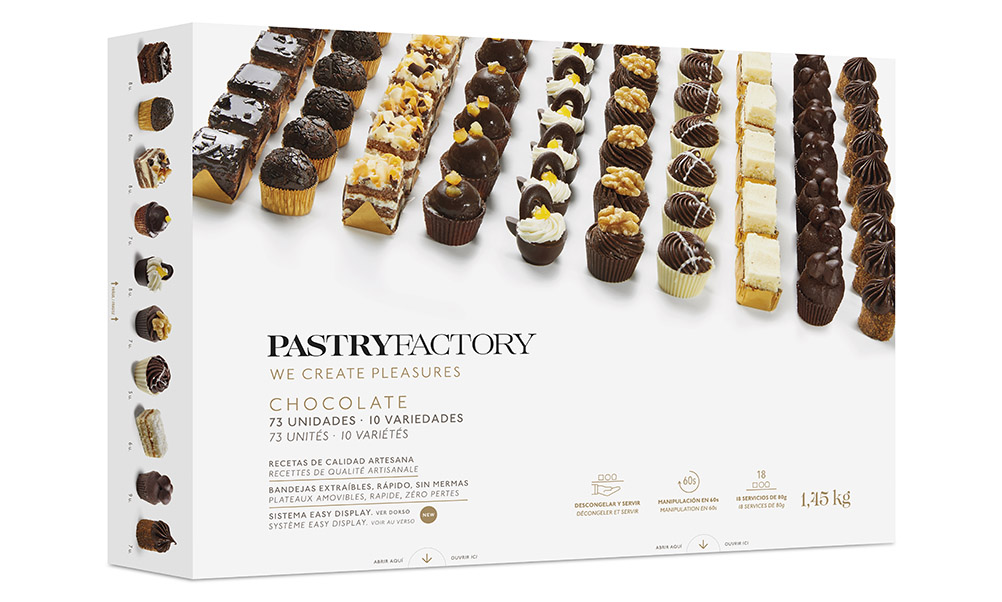 Easy Display® de Pastry Factory