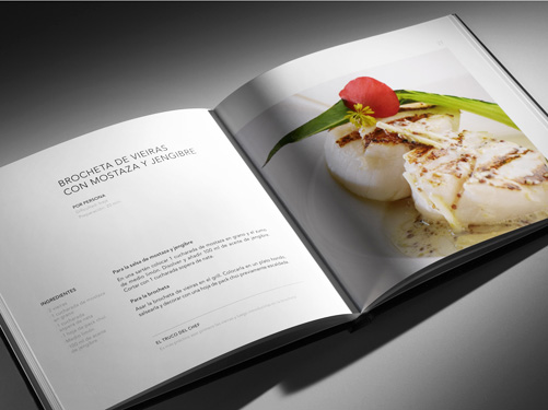 50 recipes by Raúl Aleixandre