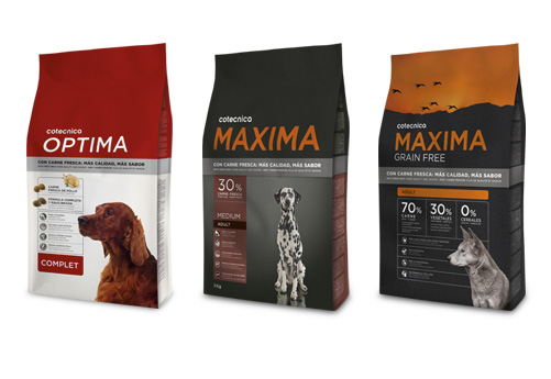 Upgrading Gamas Petfood