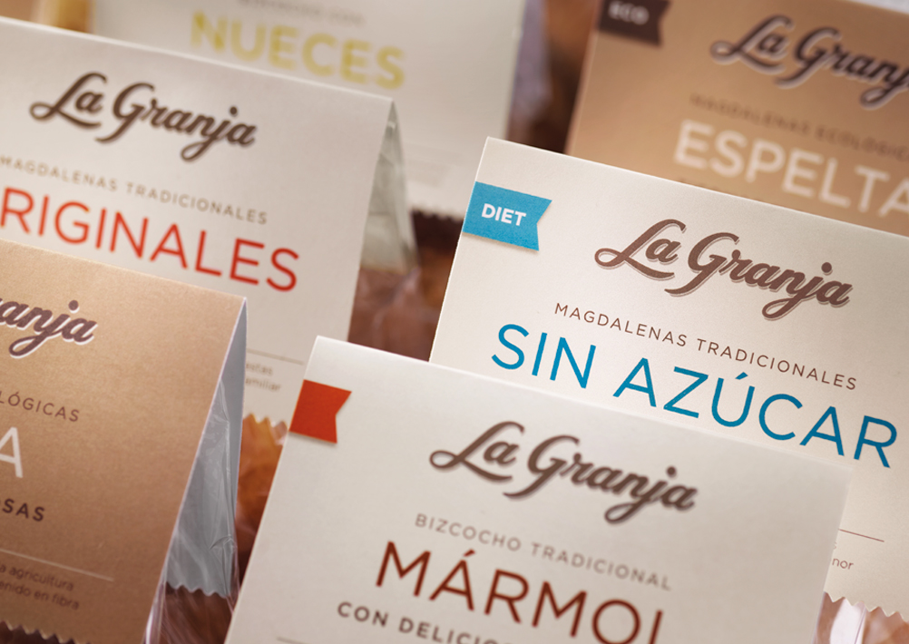 La Granja, product ranges