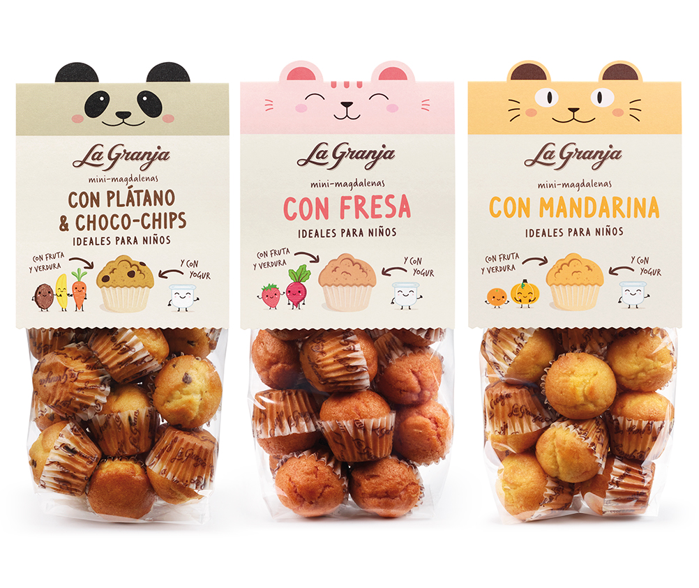 La Granja, special range for kids