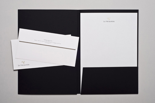 La Vicalanda Stationery