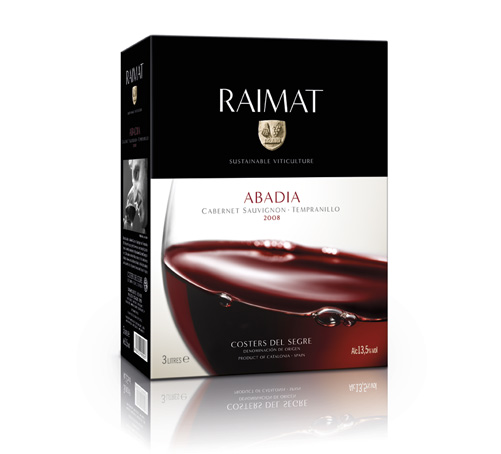 Raimat Abadia Bag-in-Box