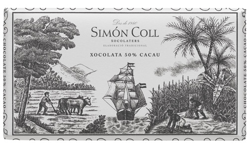 Simón Coll 1880 Artwork